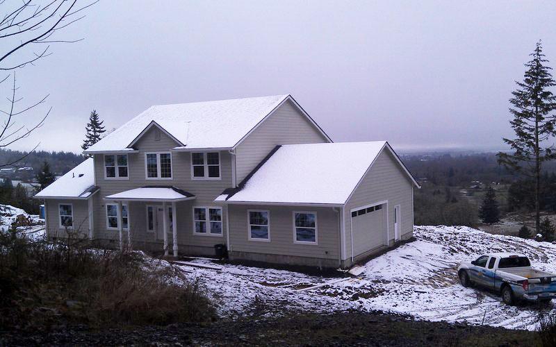 The Mt Rainier Custom Home Floor Plan Adair Homes