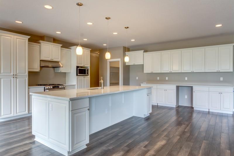 The Cashmere Custom Floor Plan Adair Homes
