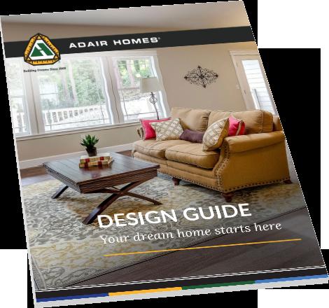 Custom Home Designs Design Your Custom Home Adair Homes