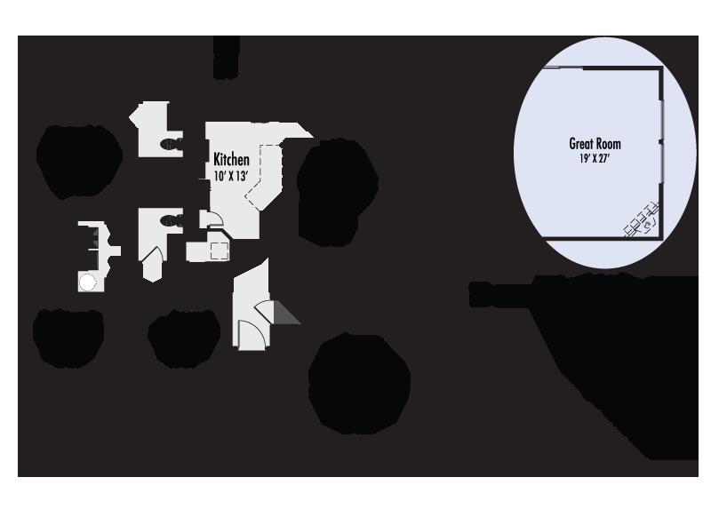 The Douglas Custom Home Floor Plan Adair Homes