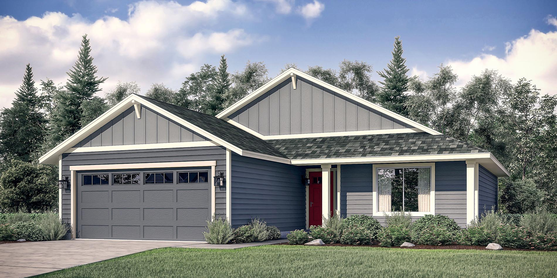 The beverly custom home floor plan adair homes for Adair home plans