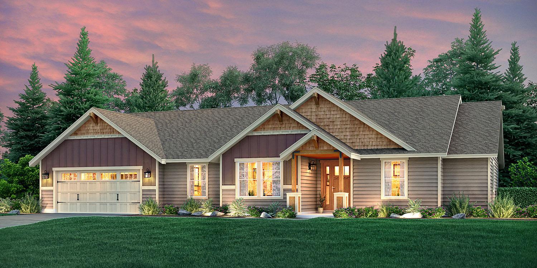 The oswego custom home floor plan adair homes for Adair home plans